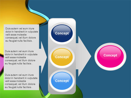 Combination PowerPoint Template Slide 11