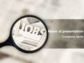 Consulting: Jobs PowerPoint Template #04745
