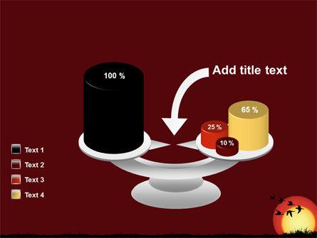 Flock PowerPoint Template Slide 10