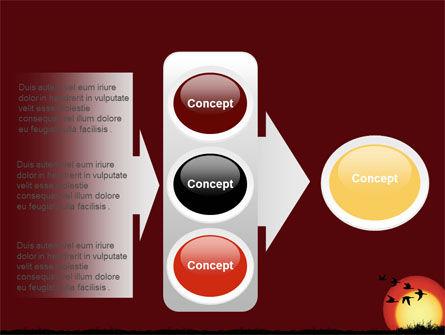 Flock PowerPoint Template Slide 11