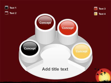 Flock PowerPoint Template Slide 12