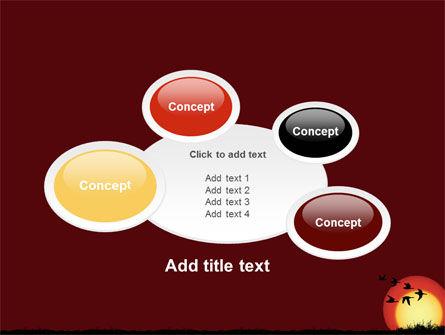 Flock PowerPoint Template Slide 16