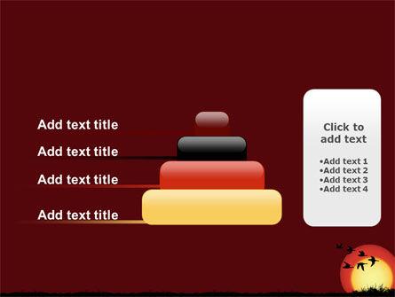 Flock PowerPoint Template Slide 8