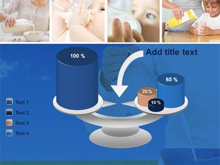 Milk Breeding PowerPoint Template Slide 10