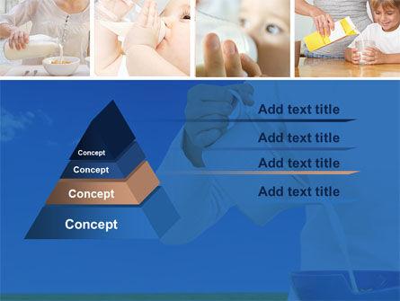 Milk Breeding PowerPoint Template Slide 12