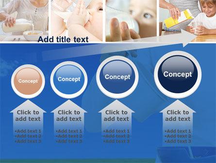 Milk Breeding PowerPoint Template Slide 13