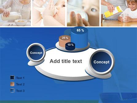 Milk Breeding PowerPoint Template Slide 16