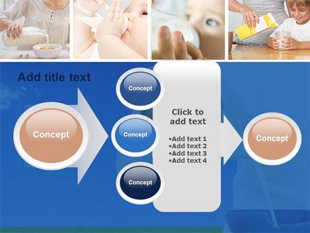 Milk Breeding PowerPoint Template Slide 17