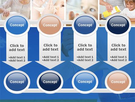 Milk Breeding PowerPoint Template Slide 18