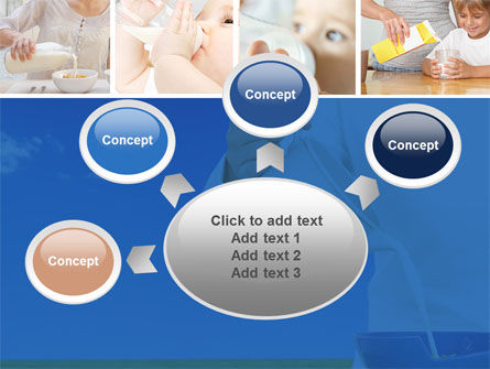 Milk Breeding PowerPoint Template Slide 7