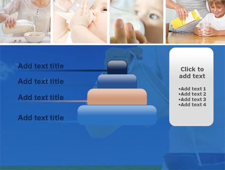 Milk Breeding PowerPoint Template Slide 8