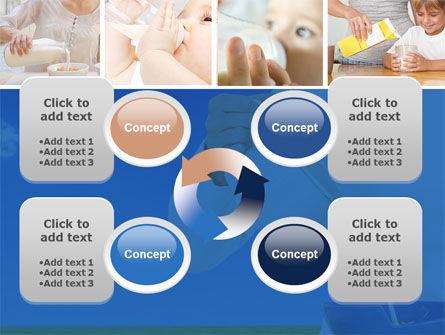 Milk Breeding PowerPoint Template Slide 9