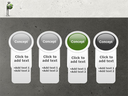 World Love PowerPoint Template Slide 5