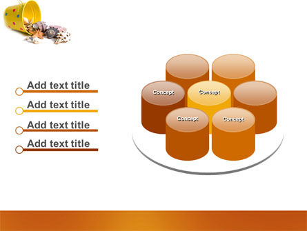 Beach Bucket PowerPoint Template Slide 12