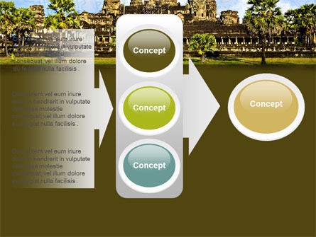 Cambodia PowerPoint Template Slide 11