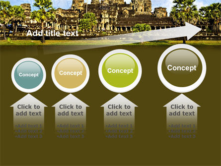 Cambodia PowerPoint Template Slide 13