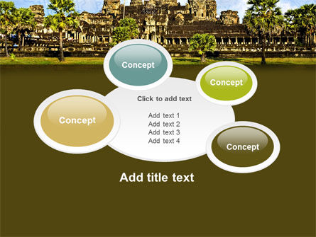 Cambodia PowerPoint Template Slide 16