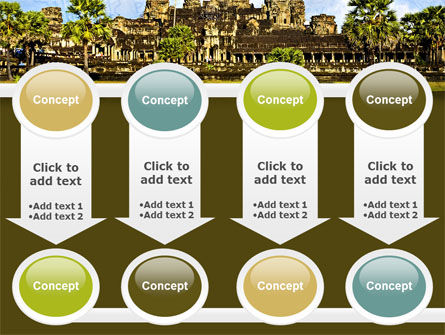 Cambodia PowerPoint Template Slide 18