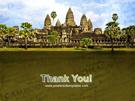 Cambodia PowerPoint Template Slide 20