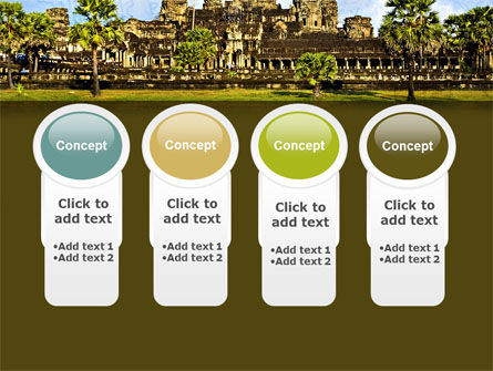 Cambodia PowerPoint Template Slide 5