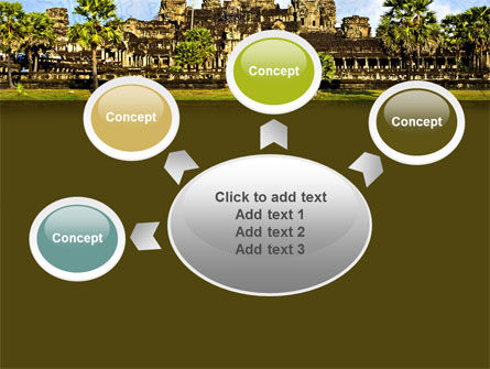 Cambodia PowerPoint Template Slide 7