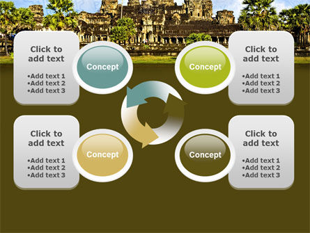 Cambodia PowerPoint Template Slide 9