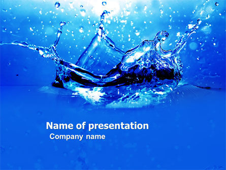 Dash PowerPoint Template, 04758, Nature & Environment — PoweredTemplate.com