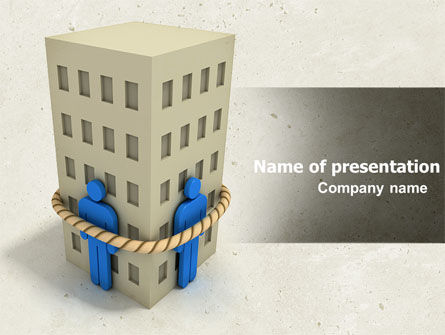 Debts PowerPoint Template