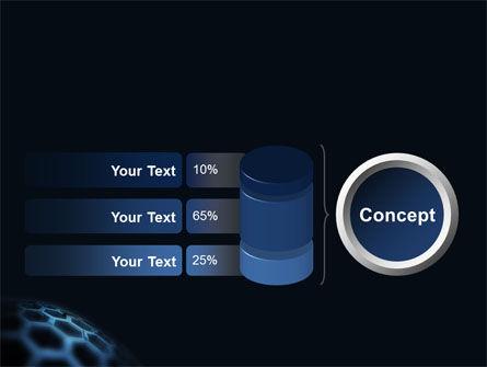Honeycombs PowerPoint Template Slide 11