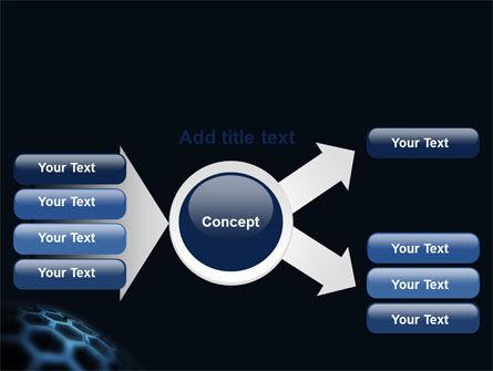 Honeycombs PowerPoint Template Slide 14