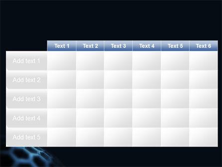 Honeycombs PowerPoint Template Slide 15
