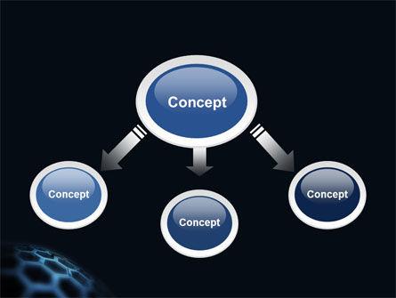 Honeycombs PowerPoint Template Slide 4