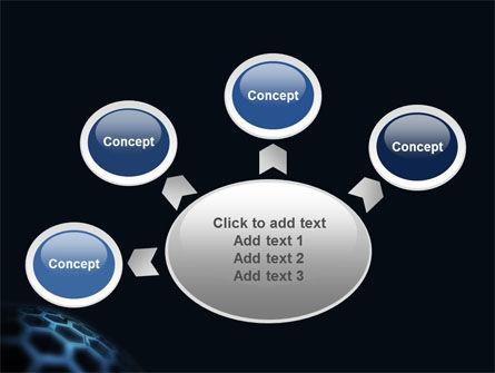 Honeycombs PowerPoint Template Slide 7