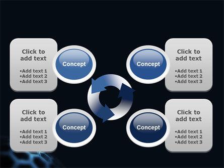 Honeycombs PowerPoint Template Slide 9