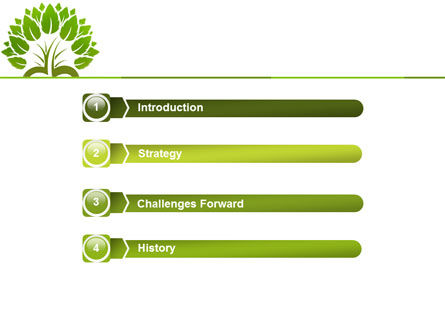 Ecology PowerPoint Template, Slide 3, 04765, Nature & Environment — PoweredTemplate.com