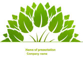Nature & Environment: Ecology PowerPoint Template #04765
