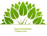 Nature & Environment: Plantilla de PowerPoint - ecología #04765