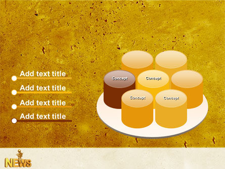 Latest News PowerPoint Template Slide 12
