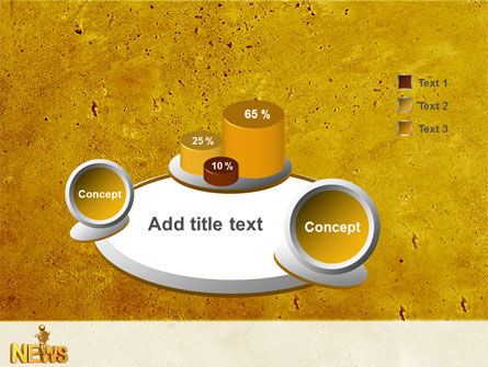 Latest News PowerPoint Template Slide 6