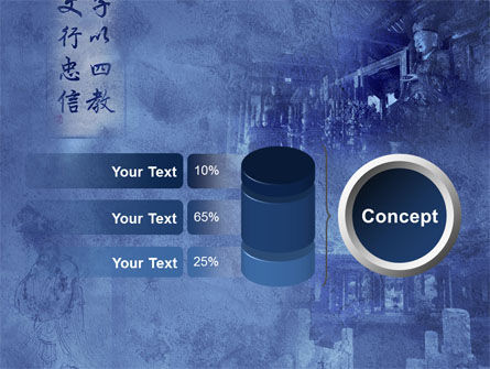 Confucius PowerPoint Template Slide 11