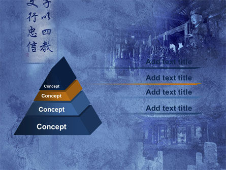 Confucius PowerPoint Template Slide 12