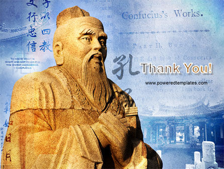 Confucius PowerPoint Template Slide 20