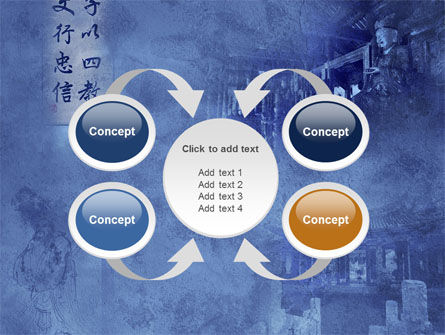 Confucius PowerPoint Template Slide 6