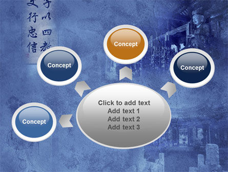 Confucius PowerPoint Template Slide 7