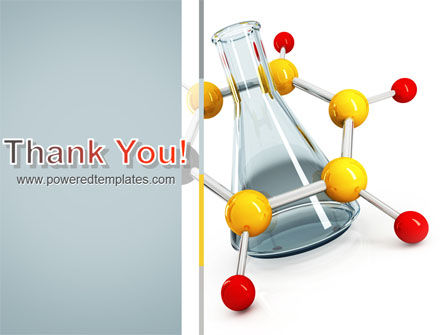 organic chemistry powerpoint template backgrounds 04773
