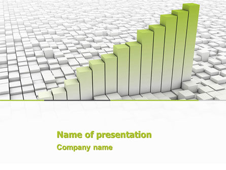 Rate Chart PowerPoint Template