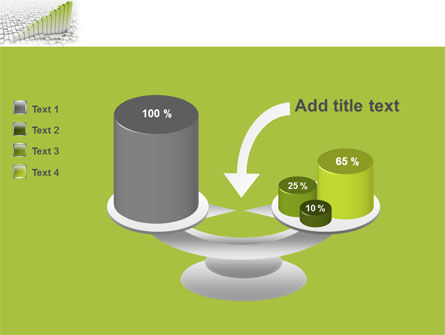 Rate Chart PowerPoint Template Slide 10