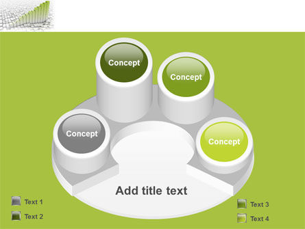 Rate Chart PowerPoint Template Slide 12
