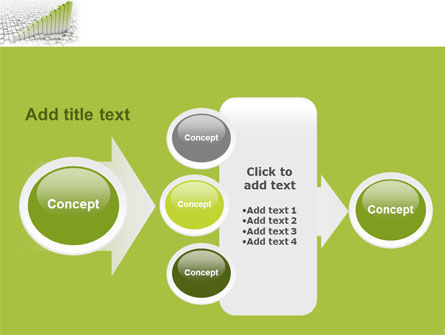 Rate Chart PowerPoint Template Slide 17