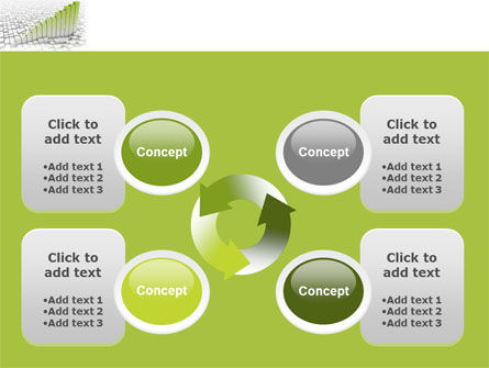 Rate Chart PowerPoint Template Slide 9